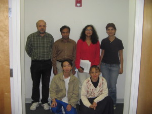 Prof. Rahman group 2008