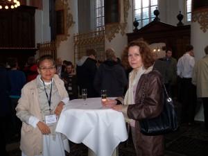 ECOSS 27, Groningen, Netherlands, 2010