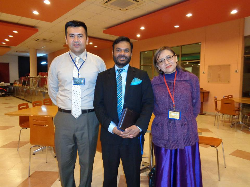 First CIIT International Spring School on Computational Materials Research & Education, March 2015, Islamabad Pakistan