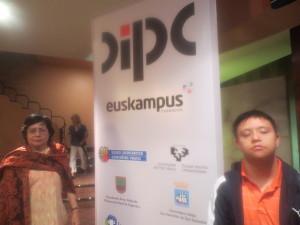 Public Lecture, DIPC, Donostia San Sebastián 2014